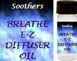 Breathe E-Z Diffuser & Bath Oil
