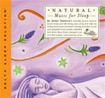 Natural Music for Sleep CD