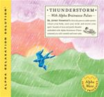 Thunderstorm Sounds for Mind-Body Healing CD